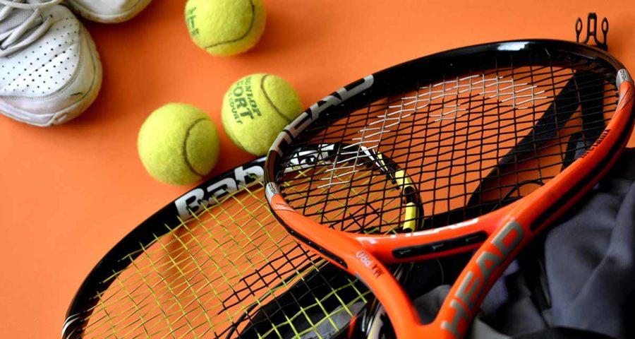 Tennis-Tennistaschen